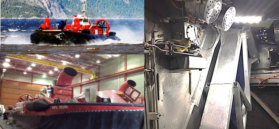 Canadian Coast Guard Fleet - Sipu Muin